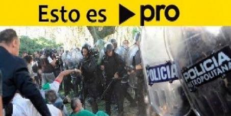 ¡Juicio político al actual Jefe de Gobierno de la C.A.B.A. Mauricio Macri  YA!