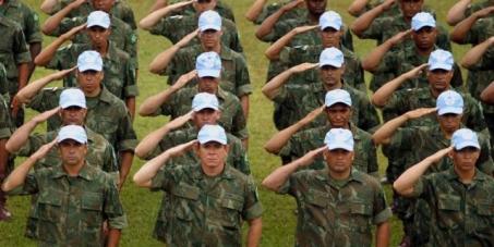 Forças Armadas Brasileiras: Intervenção Militar