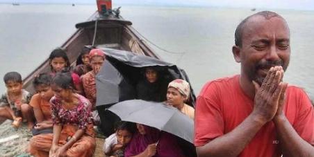 dénonciation du génocide des Rohingyas en Birmanie