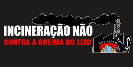 PROJETO DE LEI 4.051/2013 - NÃO À INCINERAÇÃO EM MINAS GERAIS