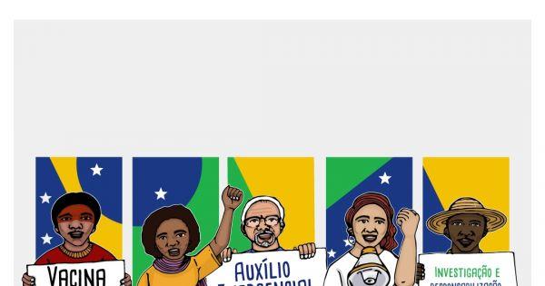 Abaixo-assinado PELA VIDA E PELO BRASIL.