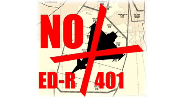 An den Präsidenten der Europäischen Kommission: NO ED-R 401 MVPA NE !