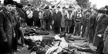 United Nations Security Council: Recognize the bloody incidents in Baku on January 19–20, 1990