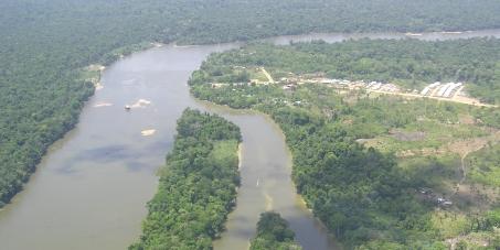 La fin de l'orpaillage clandestin en Guyane