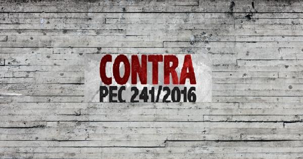 Congresso Nacional Brasileiro: Professorxs contra a PEC 241