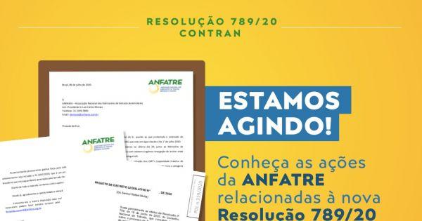Alteração do anexo I da Resolução 789/2020- Tabela de abrangência CNH B