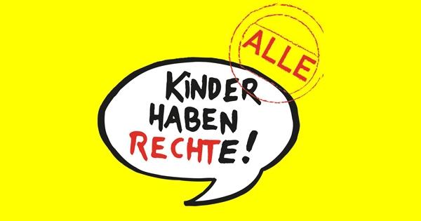 Keine halben Kinder - ALLE Kinder haben Rechte!