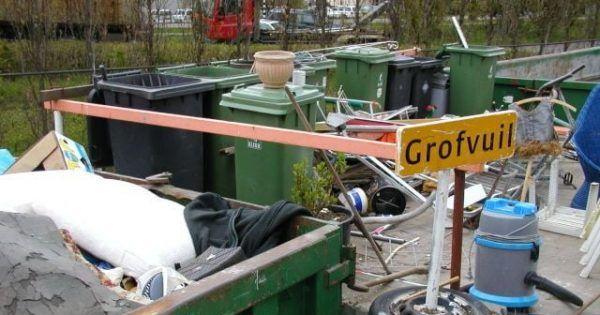 Nieuwe regels m.b.t. de milieustraat van de Gem. Utrechtse Heuvelrug moeten van tafel!