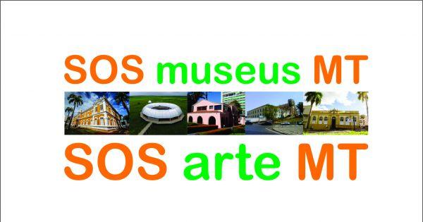SOS museus MTSOS arte MT