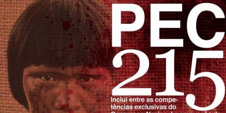 DIGA NÃO A PEC-215