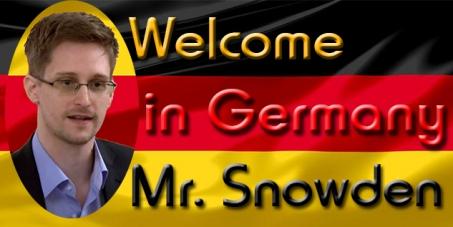 Deutschland gewährt Edward Snowden die deutsche Staatsbürgerschaft
