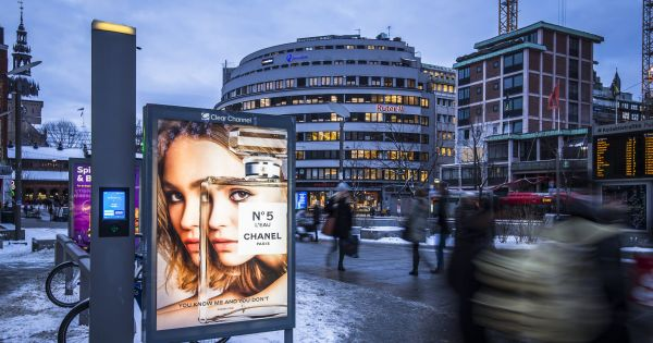 5 new measures to reduce the harmful effects of outdoor advertising in Oslo
