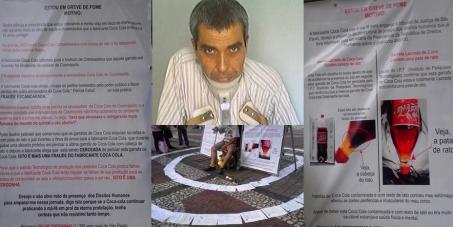 Justiça ao cidadão Wilson Batista de Rezende - Sequelas permanentes após ingestão de Coca-Cola com pedaços de rato.