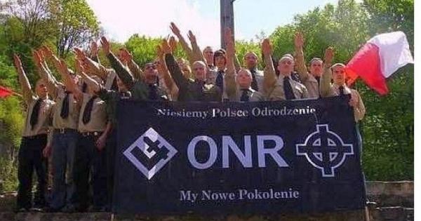 Dość faszyzmu w Polsce! Zdelegalizujmy ONR