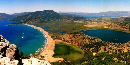 Unique Paradise Under Threat! - Turtle Beach, Dalyan, Turkey.