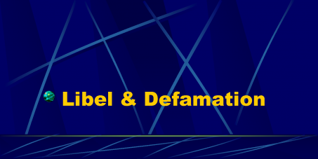 Defamation Law Against Prophets of All Religions