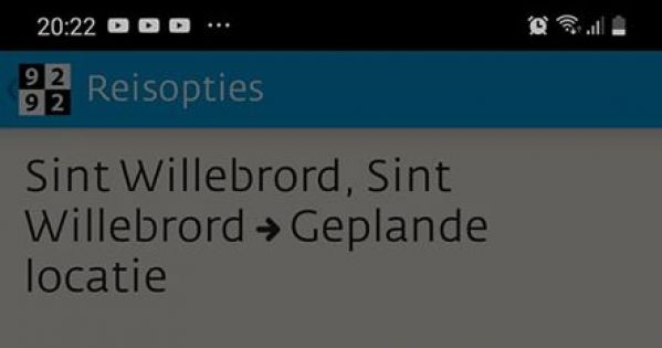 Geef ons onze bushaltes terug in Sint Willebrord!