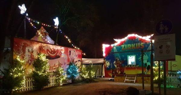 Dritter Eislinger Weihnachtscircus