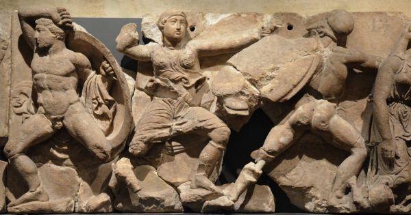 200 χρόνια από την Αρπαγή των Μαρμάρων Ναός Επικουρίου Απόλλωνος