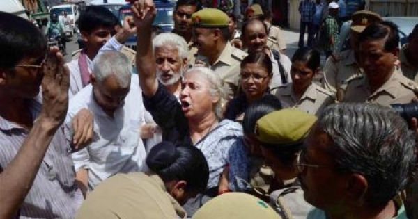 Release Medha Patkar and NBA activists Now