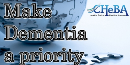 Australian PM Tony Abbott: Make dementia research and prevention a priority agenda item at the G20
