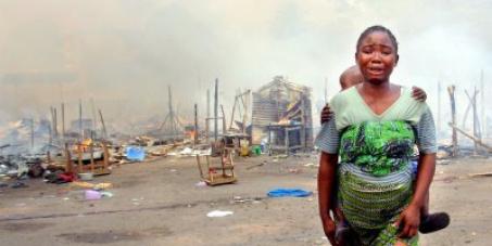 AIDEZ A METTRE FIN A L'IMPUNITE A L'EST DU CONGO - soutenez la paix en Afrique centrale