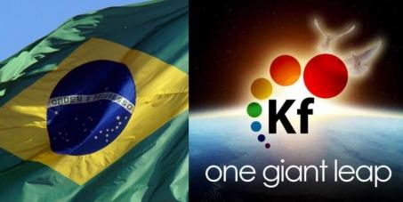 15/11/2012 A primeira nação Sul-Americana a receber