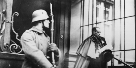 His Holiness, Pope Francis: Time to Release the Secrets of the Vatican Bank's Wartime Files
