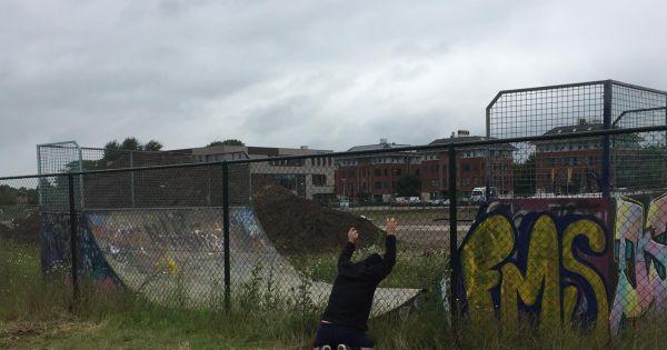 Teken voor een gloednieuw skatepark in Zaltbommel!