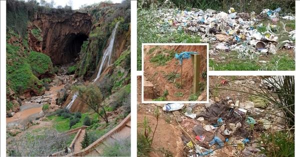 Autorités marocaines : protégez l'impressionnant pont naturel d'Iminifri !