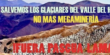 Segundo Tribunal Ambiental de Santiago de Chile: Proteja y resguarde la vida y el ecosistema glaciar del Valle del Huasco