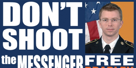 "Acknowledge Bradley Manning as a ""Political Prisoner"""