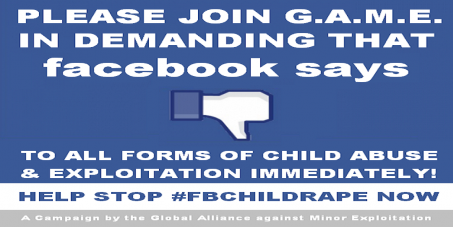 Demanding a Dedicated Reporting Function for Child Sexual Abuse Content on Facebook