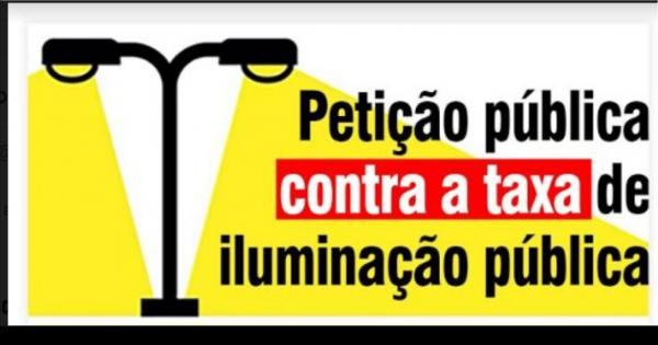 Clique para reformularmos a taxa de iluminação pública municipal de Guamaré