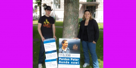 Grant Peter Sunde's (of The Pirate Bay) plea for pardon