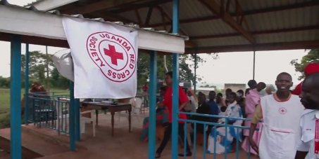 International Red Cross: Treat the victims of Malaria who are dying throughout the world