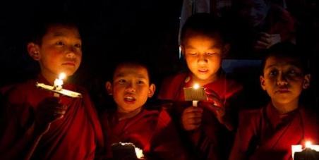 Tibet livre do domínio da China: FREE TIBET