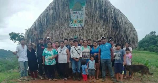 ¡NO al desalojo de Kono Jú en China Kichá, Costa Rica!
