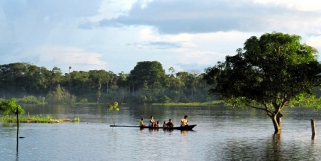 Say NO to Oil in the Amazon!