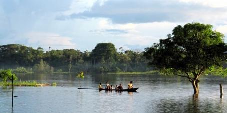 ¡Di NO al petróleo en la Amazonía!
