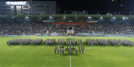 An den Nationalrat Österreich: Erhalt aller neun Militärmusiken