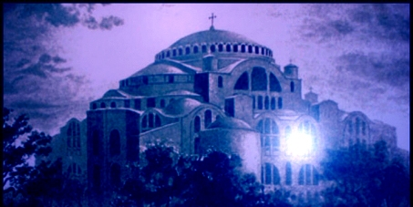 Все, православные христиане! Мы должны остановить Турцию, чтобы историческая церковь собора Святой Софии (Константинополь) не стала мусульманской мечетью!