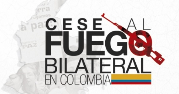 Ceasefire in Colombia Now!