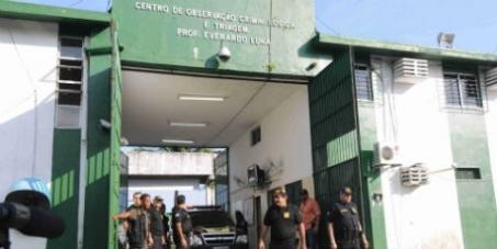 """Respeito e dignidade para os parentes de """"presos"""" no COTEL-Centro de Obs. Criminológica e Triagem Prof. Everardo Luna."""