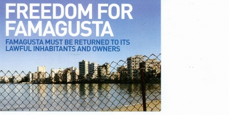 Return Famagusta (Cyprus) to its rightfull owners