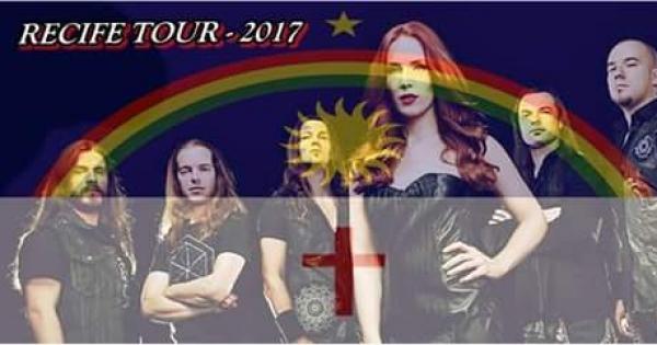 Queremos um show do Epica em Recife/Pernambuco em 2017