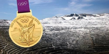 Let Olympic gold medals no longer be a source of environmental and social injustice!