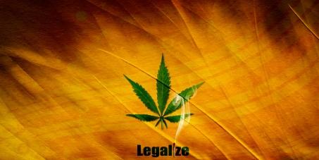 THE WORLD: LEGALIZE MARIJUANA