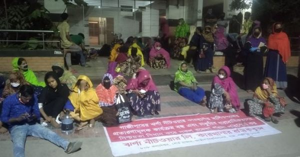 Global Relieve Fund for Garment Workers Combatting COVID-19