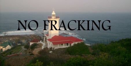 MOSSEL BAY AGAINST FRACKING